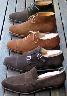 Suede Shoes #shoes #style #mensshoes