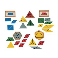 Constructive Triangles With 5 Boxes - $197.00