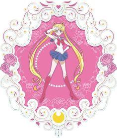 Sailor Moon by SM Crystal III