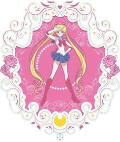 Sailor Moon by SM Crystal III