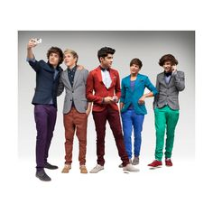 An image of One Direction ❤ liked on Polyvore featuring one direction