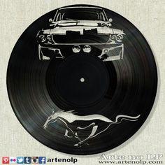 Mustang 71 #artenolp
