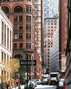new york city street photography Journy New York Life, Nyc Life, City Aesthetic, Travel Aesthetic, Photographie New York, Urbane Fotografie, Voyage New York, City Vibe, Dream City
