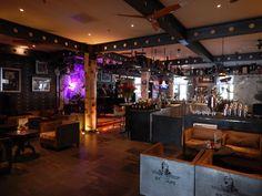 St. Louis bar in Hotel Bell Rock waar je in de avonduren gezellig kan zitten