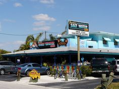 Frenchy's Saltwater Cafe... YUM!