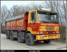 Terberg - Gbr. Greving Groningen.