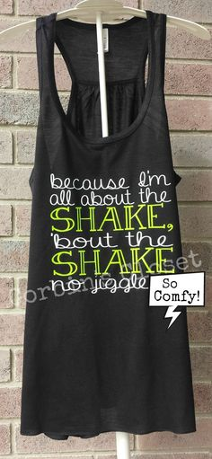 All About The SHAKE  SHIRT by CorbinsCloset on Etsy