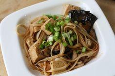 Spicy Braised Eggplant and Tofu
