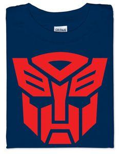 Transformers Autobot Logo Tee