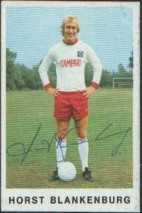 Horst Blankenburg - Hamburger SV Hamburger Sv, Football Stickers, Trainer, Good Old, Sports, Hamburg, Figurine, German, Hs Sports