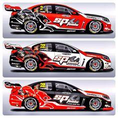 New V8 Designs 2014
