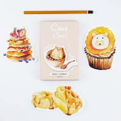 30 pcs/pack The Afternoon Cake Time Greeting Card Postcard Birthday Letter Envelope Gift Card Set Message Card