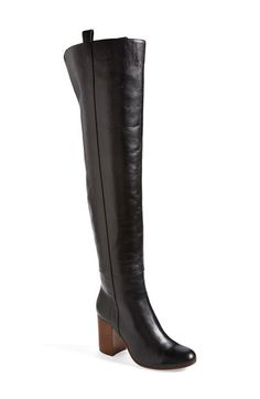 Over the knee boots - must have for Fall