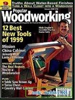 """ARCHIVE OF THE """"POPULAR WOODWORKING""""  All Issues"""