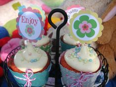 livre-printable-chá-party-cupcake-toppers