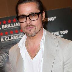Brad Pitt is Vegetarian - Sexy Male Celebrities Who Follow Vegetarian Diets or Vegan Diets - Shape Magazine