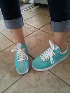 Lovin my 72' Nike Cortez!!!
