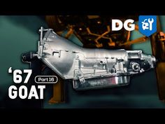 DEBOSS Garage uses his Pontiac GTO project as an excuse to go over how to build a high performance or transmission. Th350 Transmission, Automatic Transmission, 67 Pontiac Gto, Classic Car Restoration, Crate Engines, Us Cars, Cummins, Electrical Equipment, Classic Cars