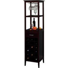 Winsome 18-Bottle Wine Tower