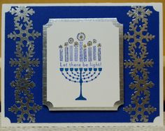 wiggy_Chanukah by wiggywise - Cards and Paper Crafts at Splitcoaststampers