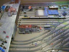 Marklin HO Layout Model Train Image 4