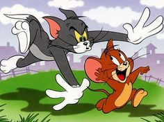 pictures of cartoon characters tom and 2