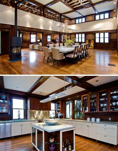 Kitchen and dining, San Francisco