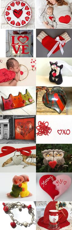 HAPPY  Valentine's Day!!!!!!! by VLADIMIR DAVYDOV on Etsy--Pinned with TreasuryPin.com