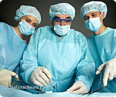 Horror as patient wakes up in NY hospital with doctors trying to harvest her organs for transplant profits