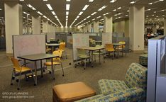 Draughon Learning Commons, Draughon Library, Auburn University supports the student population with  collaborative study areas  as part of the university's library.  Mobile study chairs and tables, marker boards, modular study rooms are supported with WIFI and a generous electrical distribution system.  Group3 Planners programmed, envisioned, space planned, developed in detail, specified furniture and completed the construction documents for this project.  Group3 Planners plans and designs…