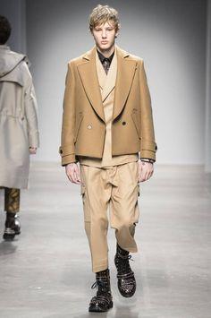 Male Fashion Trends: Christian Pellizzari Fall-Winter 2017 - Milan Fashion Week