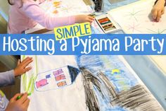 Ideas for Hosting a Simple Pyjama Party | Childhood101