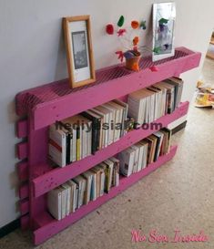 Wonderful Pallet Furnishings Concepts - Repurposing or reusing wooden pallets right into indoors or outdoors furniture has become very popular with individuals Wooden Pallet Furniture, Wooden Pallets, Diy Furniture, Furniture Online, Palette Furniture, Diy Pallet Projects, Pallet Ideas, Wood Projects, Home Organization