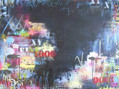 "Saatchi Art Artist Lorette C Luzajic; Painting, ""Everything is Perfect"" #art"