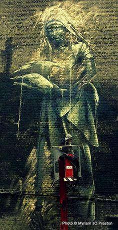 Inspiring Streetart in London / UK