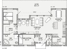 Siljan 92 | Ett bättre boende. Arkitektritade hus, bygga fritidshus | VärsåsVillan