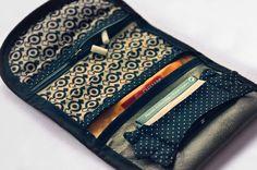 Blague à tabac en cuir : Etuis, mini sacs par aeka