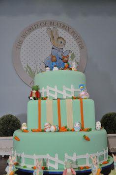 Festa infantil - Peter Rabbit