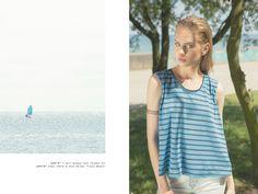 #lookbook #summer #summershop #photosession #photoshoot #women #womencollection #levis #liveinlevis #drapey #stripes #standard #tank #tanktop @as_management