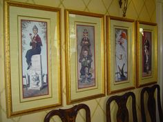 (pic6) inside Club 33 Disneyland