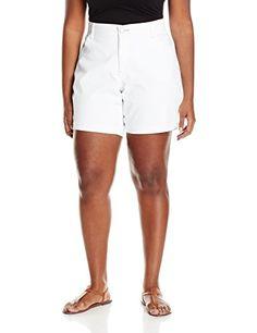 Lee Women's Plus-Size Comfort Fit Codie Walkshort - http://darrenblogs.com/2016/02/lee-womens-plus-size-comfort-fit-codie-walkshort/