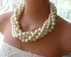 You can never have enough pearls. Fact.