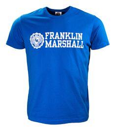 Franlin Marshall T-shirt   Bazar Desportivo shop online - Calçado, Roupa e Acessórios para Desporto e Moda