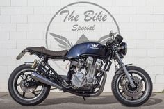 Honda Seven Fifty 750 Cafe Racer by The Bike Special #motorcycles #caferacer #motos | caferacerpasion.com