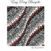 Easy Peasy Bargello Quilt - via @Craftsy
