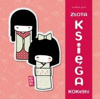 Złota księga Kokeshi
