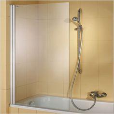 breuer fara komfort badewannenfaltwand 3 teilig badewannenfaltw nde pinterest. Black Bedroom Furniture Sets. Home Design Ideas