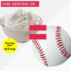 Need a lesson in portion control that doesn't include measuring cups, scales, and spoons? Use these conventional items to estimate a portion that best resembles the food label's official serving size. Key To Losing Weight, Weight Loss, Lose Weight, Perfect Portions, Womens Health Magazine, Portion Sizes, Calorie Intake, Portion Control, Food Labels