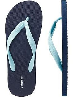 b917e78ad34c03 Mens Color-Blocked Flip-Flops Baby Sandals