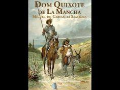 AUDIOLIVRO - DOM QUIXOTE DE LA MANCHA